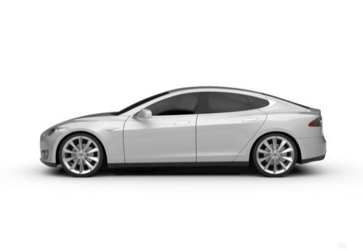 TESLA Model S I hatchback boczny lewy