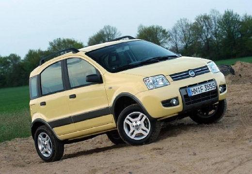 FIAT Panda 1.3 Multijet 4x4 Hatchback II 70KM (diesel)