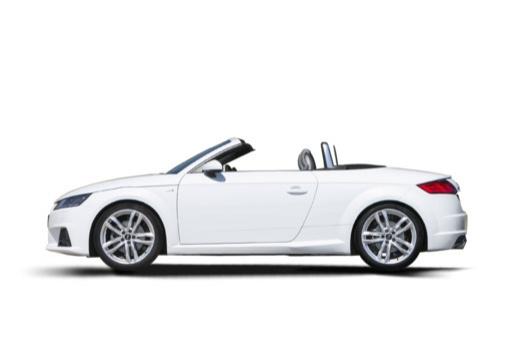 AUDI TT roadster boczny lewy
