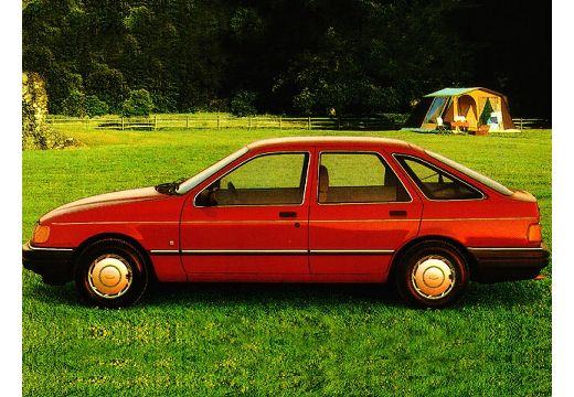 FORD Sierra 1.6 Custom Hatchback I 75KM (benzyna)