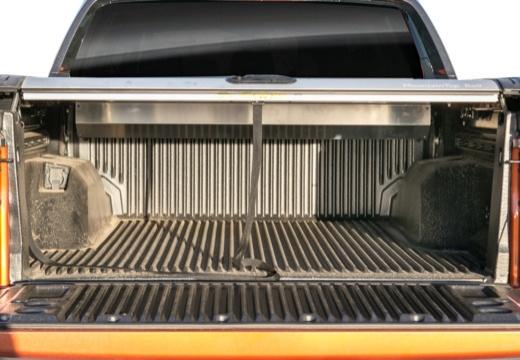 FORD Ranger V pickup przestrzeń załadunkowa