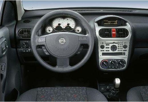 OPEL Corsa C I hatchback tablica rozdzielcza