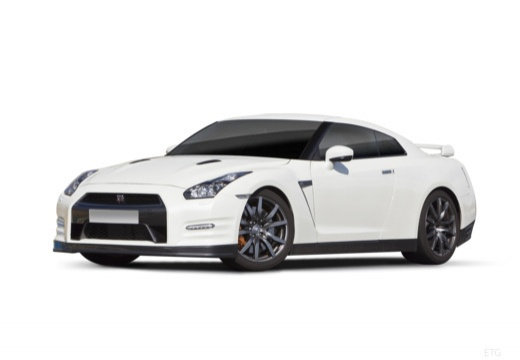 NISSAN GT-R II coupe