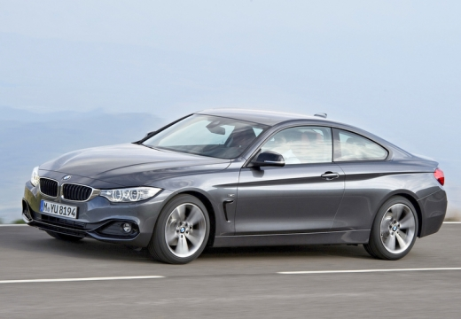 BMW Seria 4 Coupe F32
