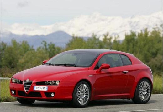 ALFA ROMEO Brera 2.4JTDM Coupe I 210KM (diesel)