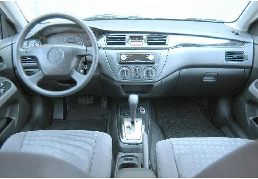 MITSUBISHI Lancer 1.6 Invite + aut Sedan IV 98KM (benzyna)