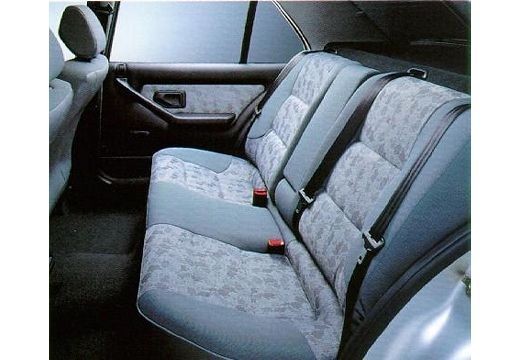 PEUGEOT 306 hatchback wnętrze