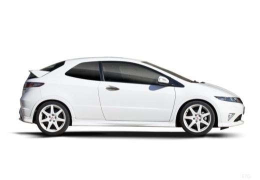 HONDA Civic VI hatchback boczny prawy