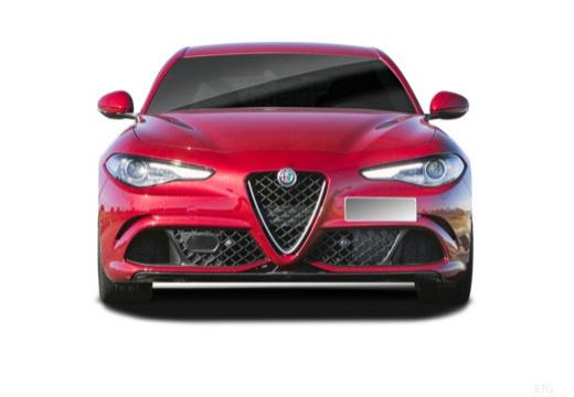 ALFA ROMEO Giulia sedan przedni