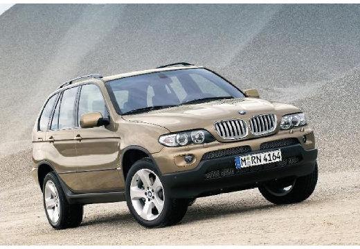 BMW X5 Kombi X 5 E53 II