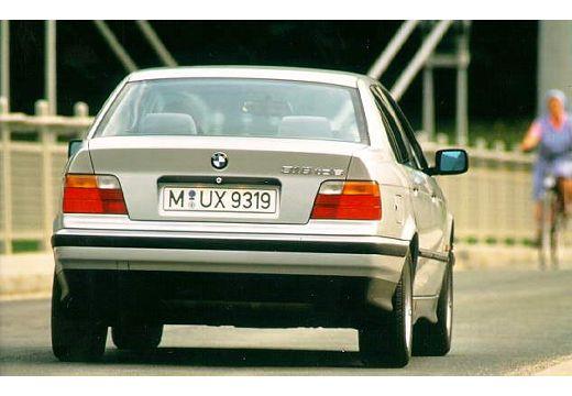 BMW 318tds Sedan E36 1.7 90KM (diesel)