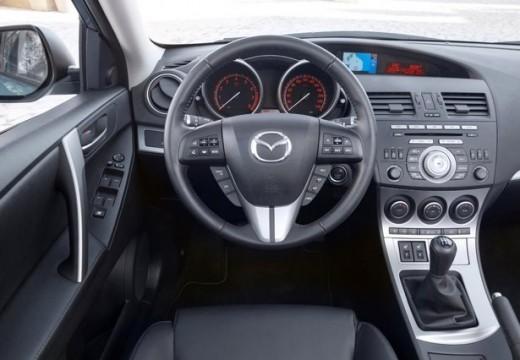 MAZDA 3 III hatchback tablica rozdzielcza