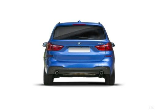 BMW Seria 2 kombi tylny