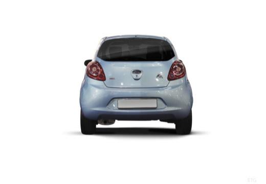 FORD Ka II hatchback tylny
