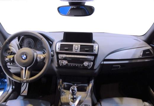 BMW Seria 2 F22 I coupe tablica rozdzielcza