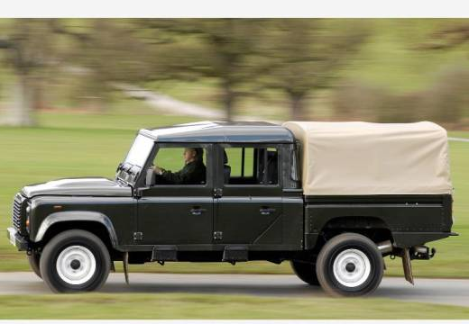 land rover defender pickup 110 iii. Black Bedroom Furniture Sets. Home Design Ideas