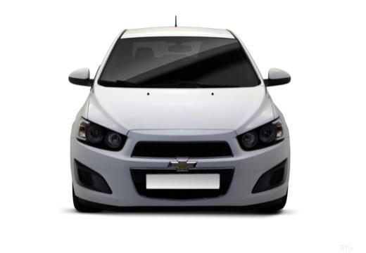 CHEVROLET Aveo III sedan biały przedni