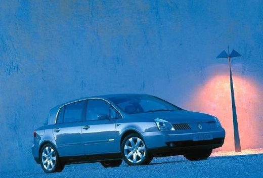 RENAULT Vel Satis hatchback szary ciemny przedni prawy
