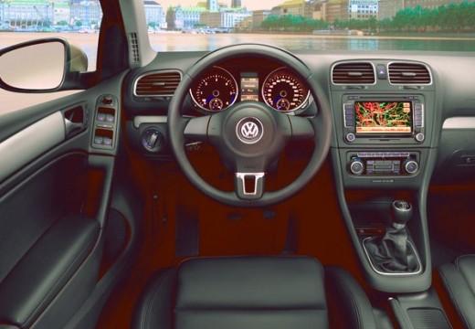VOLKSWAGEN Golf VI 2.0 TDI Comfortline Hatchback 110KM (diesel)