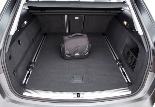 AUDI A6 Avant C7 II kombi przestrzeń załadunkowa