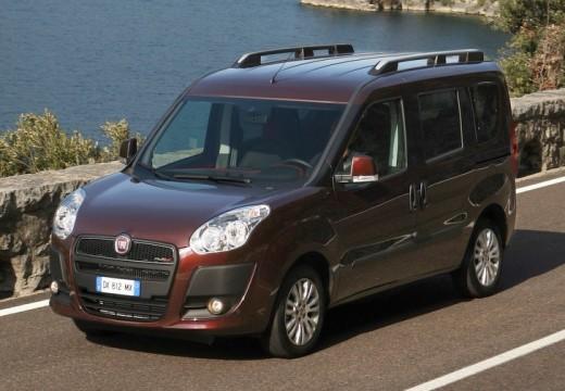 FIAT Doblo 1.6 Multijet 16V Dynamic Dualogic Kombi III 90KM (diesel)