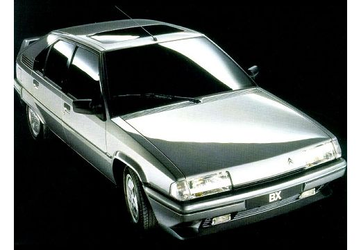 CITROEN BX Hatchback I