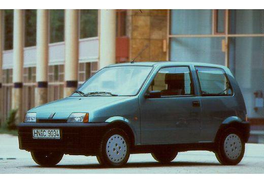 FIAT Cinquecento 899 Maquillage Hatchback I 0.9 41KM (benzyna)