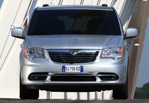 LANCIA Voyager I van silver grey przedni