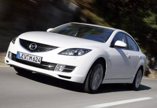 MAZDA 6 2.0 CD Exclusive + Sedan III 140KM (diesel)