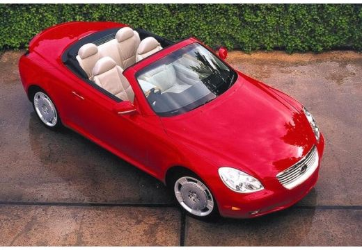 LEXUS SC Coupe