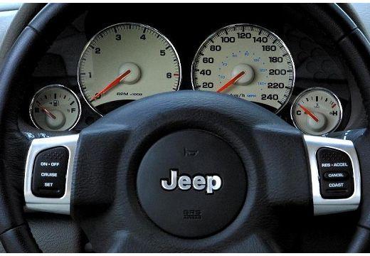 JEEP Cherokee II kombi tablica rozdzielcza