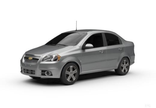 CHEVROLET Aveo II sedan przedni lewy