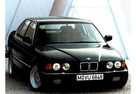 BMW 735i Sedan E32 3.5 211KM (benzyna)