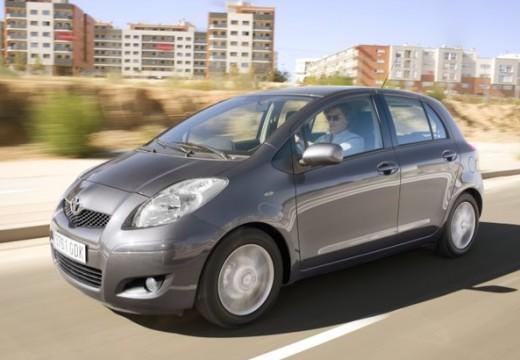 Toyota Yaris IV hatchback silver grey przedni lewy