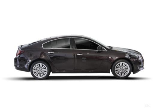 OPEL Insignia II hatchback boczny prawy