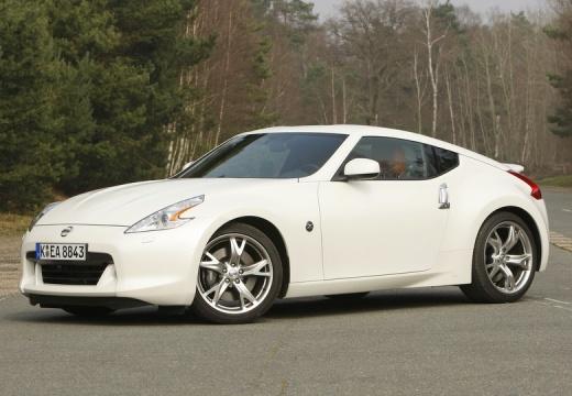 NISSAN 370 Z I coupe biały przedni lewy