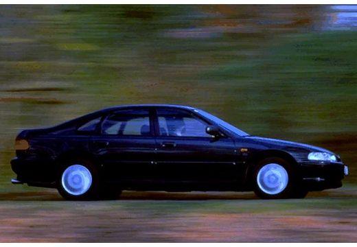 HONDA Accord III sedan czarny boczny prawy