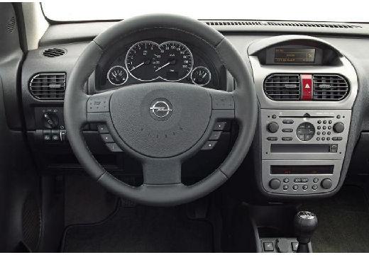 OPEL Corsa C II hatchback tablica rozdzielcza
