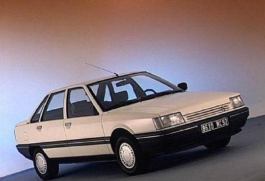 RENAULT R21 Berline sedan biały przedni prawy