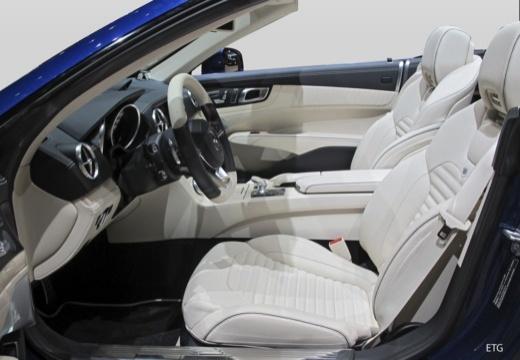 MERCEDES-BENZ Klasa SL SL 231 II roadster wnętrze
