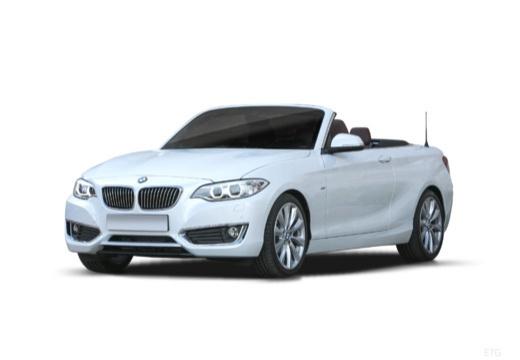 BMW Seria 2 kabriolet przedni lewy