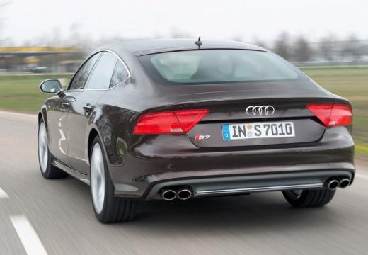 Audi S7 4 0 Tfsi Quattro S Tronic Hatchback Sportback I 420km 2012