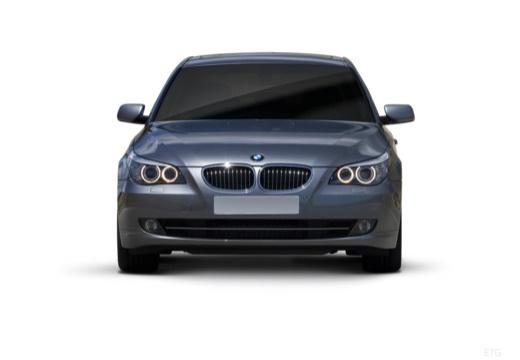 BMW Seria 5 E60 II sedan przedni