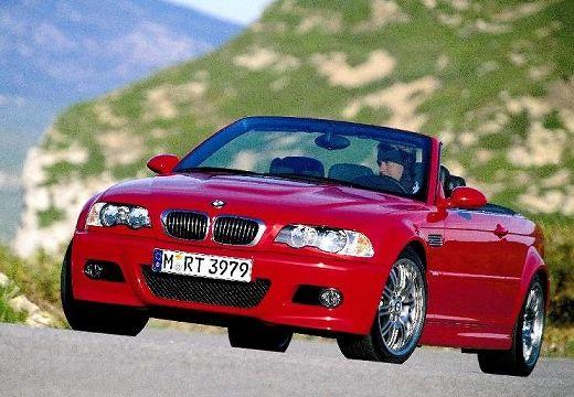 BMW Seria 3 kabriolet czerwony jasny przedni lewy
