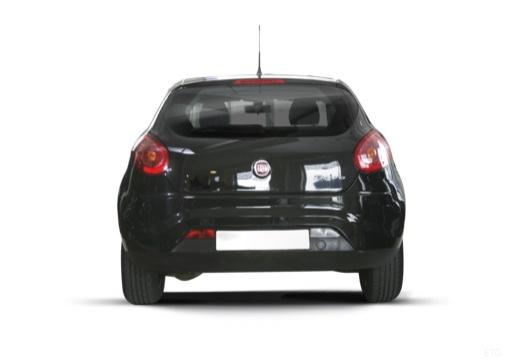 FIAT Bravo II hatchback czarny tylny