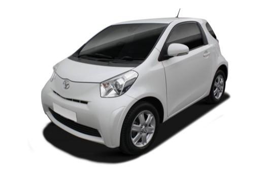 Toyota iQ I hatchback przedni lewy