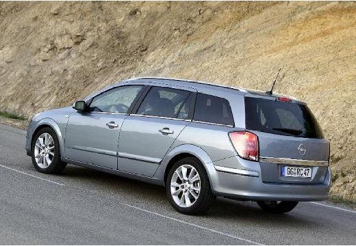 OPEL Astra III I kombi silver grey tylny lewy