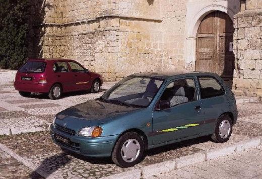 Toyota Starlet hatchback