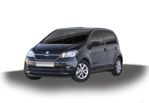 SKODA Citigo 1.0 Style Hatchback I 75KM (benzyna)