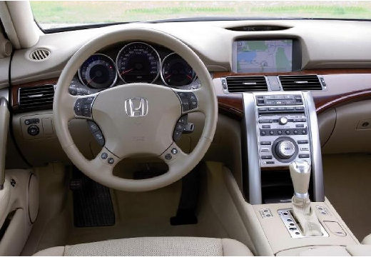 HONDA Legend sedan silver grey tablica rozdzielcza
